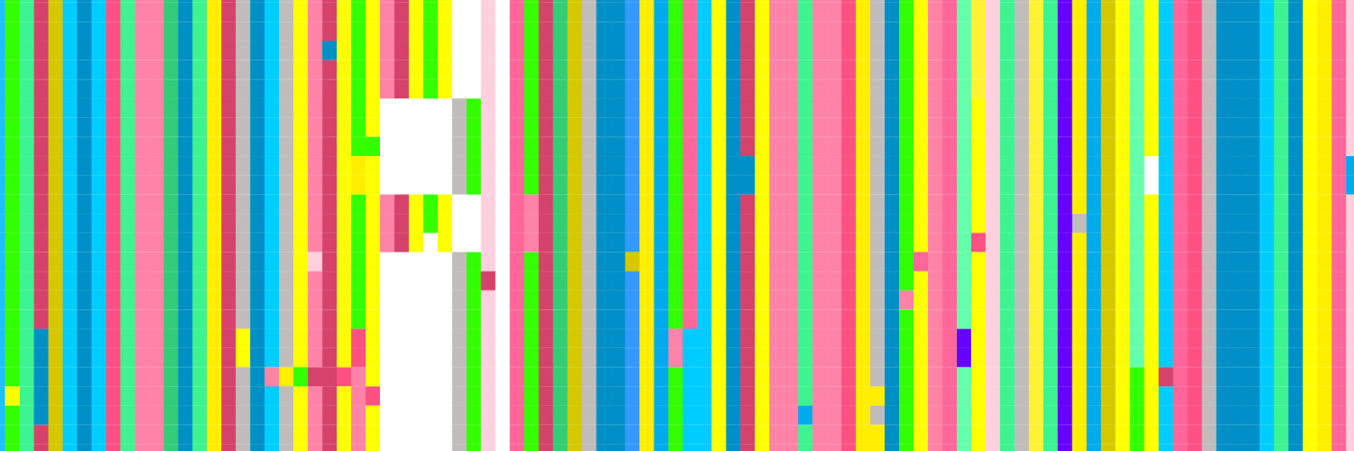 Multiple sequence alignment of the Fv1 gene from 26 species of Mus and 11 species of Apodemus.