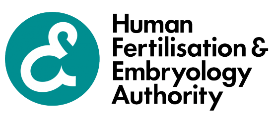 Logo of the Human Fertilisation & Embryology Authority